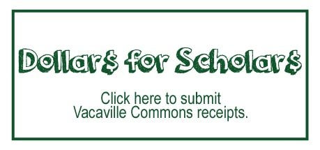 Submit Receipts for Vacaville Commons
